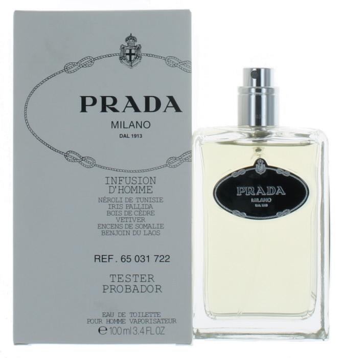 Prada Milano Käsilaukku : Prada milano infusion d homme by for men edt cologne