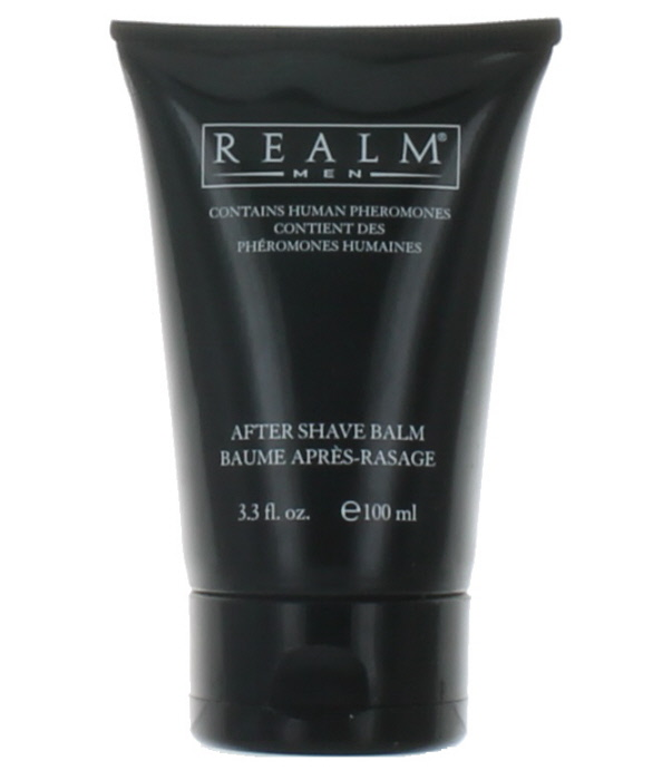 Realm (M) After Shave Balm with pheromones 3.3oz  UB