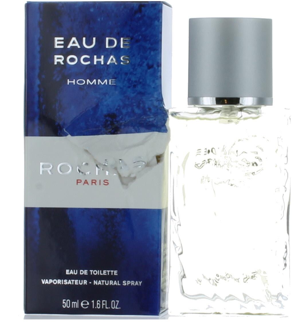 eau de rochas homme by rochas for men edt cologne spray 1 6 palm beach perfumes. Black Bedroom Furniture Sets. Home Design Ideas