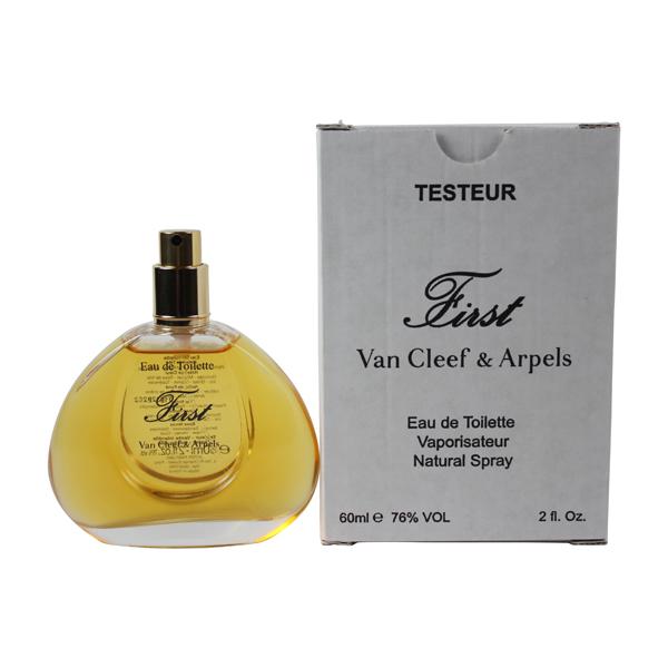 Van Cleef & Arpels First (W) EDT Spray 2oz Tester