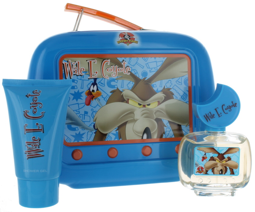 Looney Tunes Wile E. Coyote(U)Lunch Box:EDT 1.7+ SG 2.55 NIB