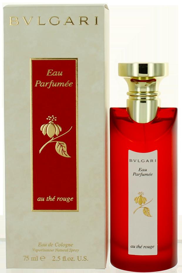 BVLGARI Eau Parfumee au the rouge (W) EDC Spray 2.5oz NIB