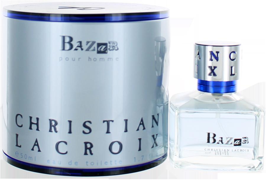 Christian LaCroix Bazar Pour Homme (M) EDT Spray 1.7oz DB