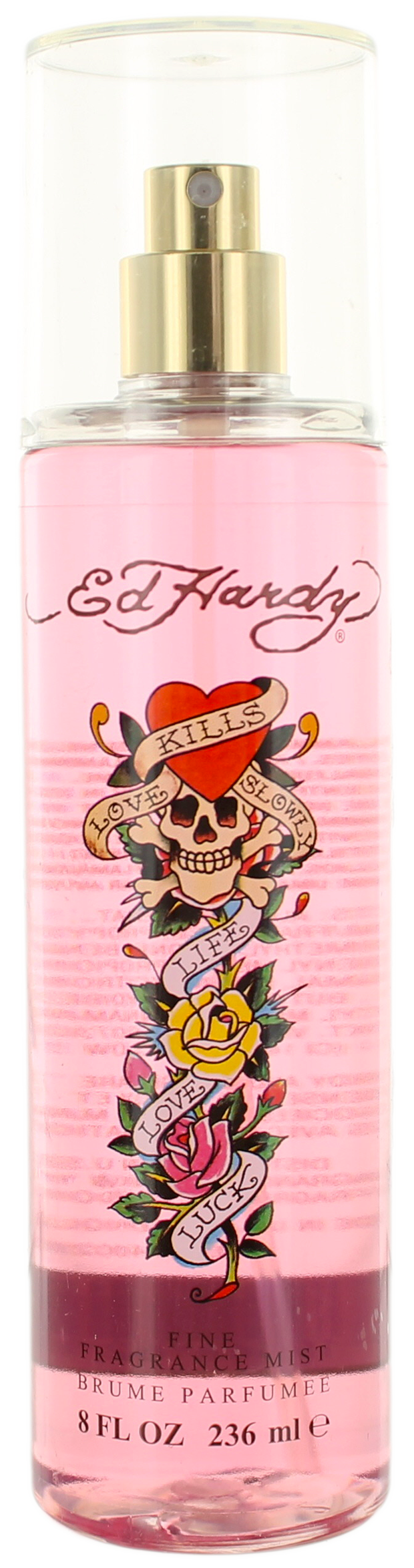 Ed Hardy (W) Body Mist Spray 8oz