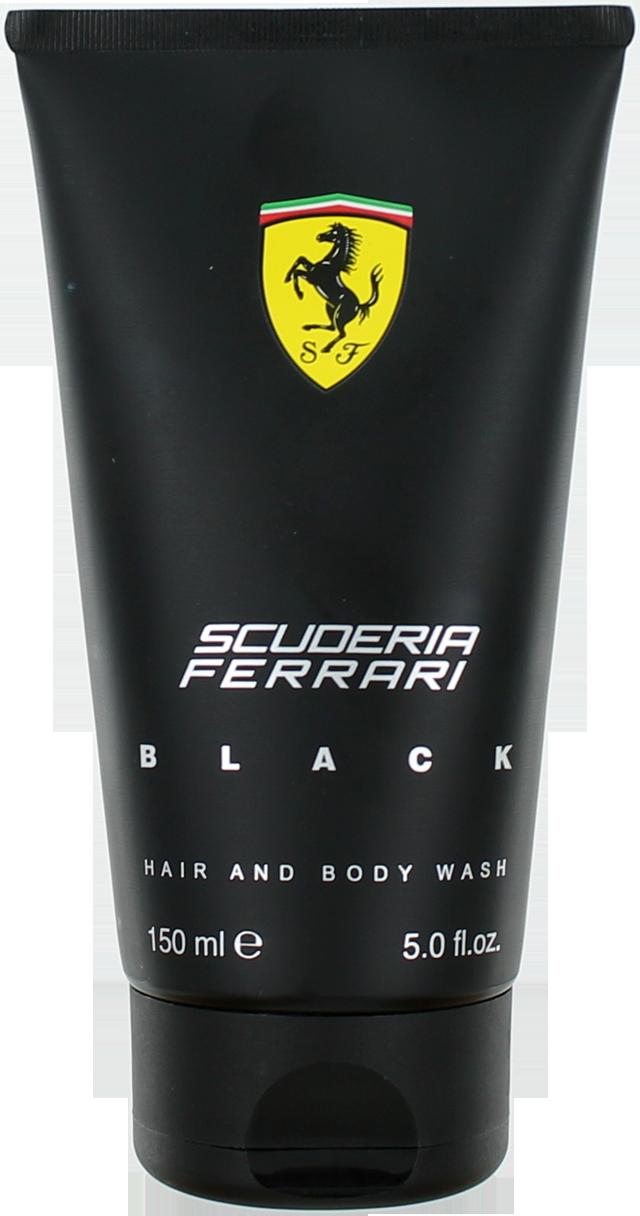 Ferrari Black (M) Shower Gel 5oz