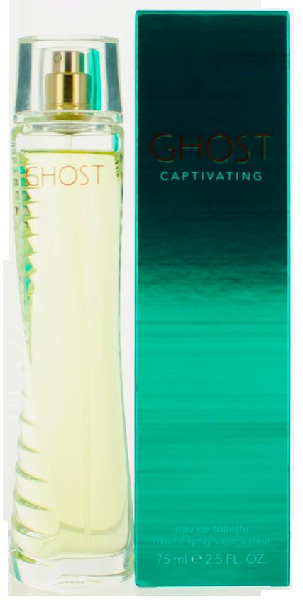 Ghost Captivating (W) EDT Spray 2.5oz NIB