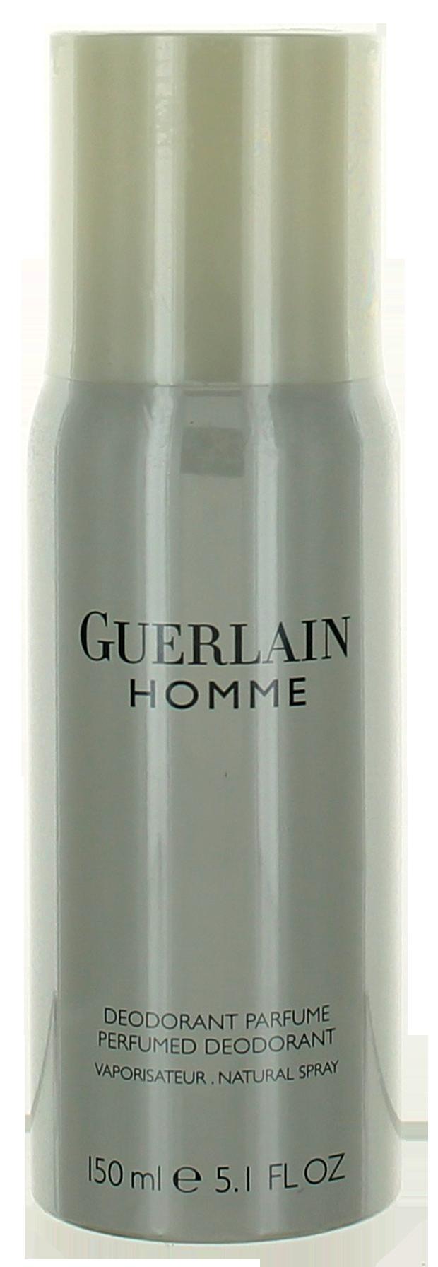 Guerlain Homme (M) Deodorant Spray 5.1oz