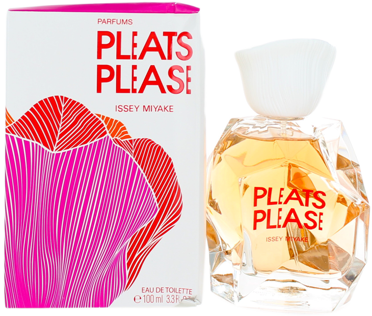 Pleats-Please-By-Issey-Miyake-For-Women-EDT-Perfume-Spray-3-4oz-Damaged-Box-New
