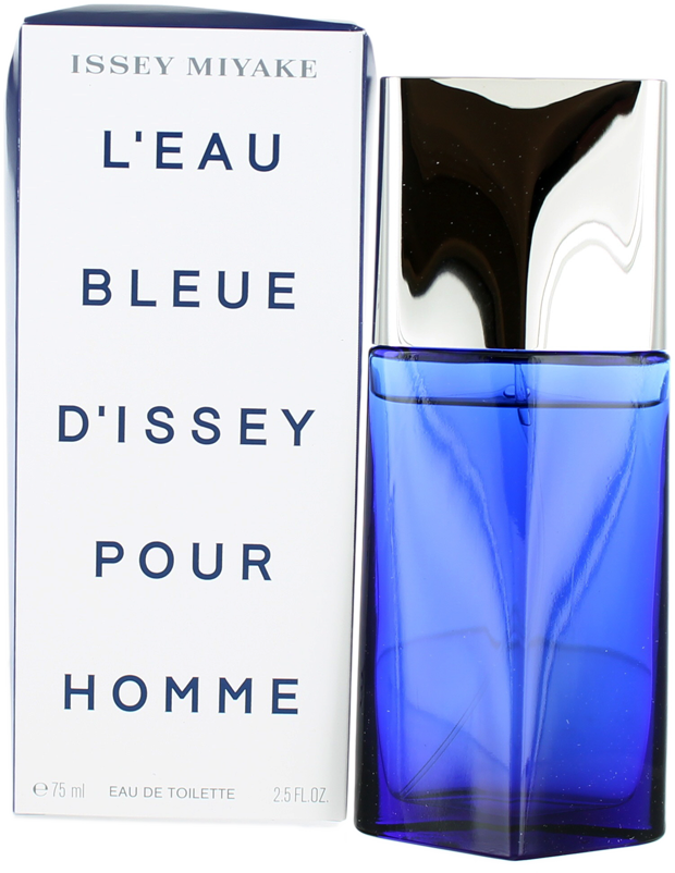 Image of Issey Miyake L'eau Bleue D'Issey (M) EDT Spr 2.5 oz DB