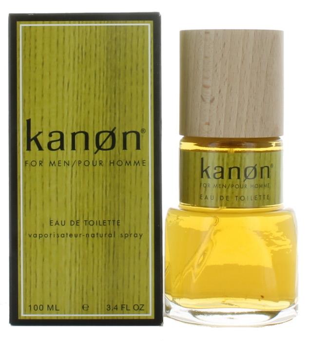 Kanon (M) EDT Spray 3.3oz NIB