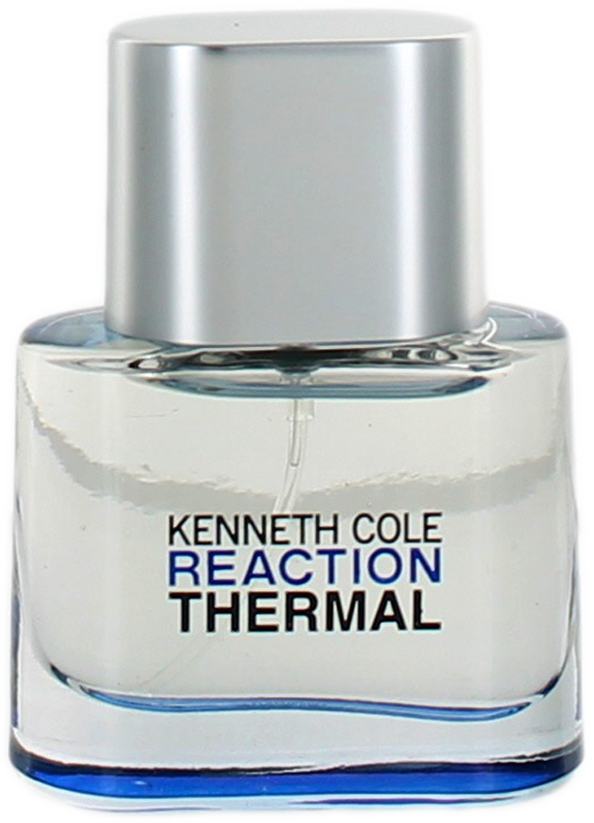 Reaction Thermal By Kenneth Cole For Men Miniature Edt Spray 05oz