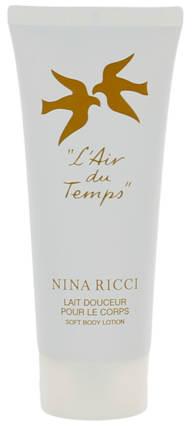 Nina Ricci L'Air Du Temps (W) Body Lotion 3.3oz (White Tube)