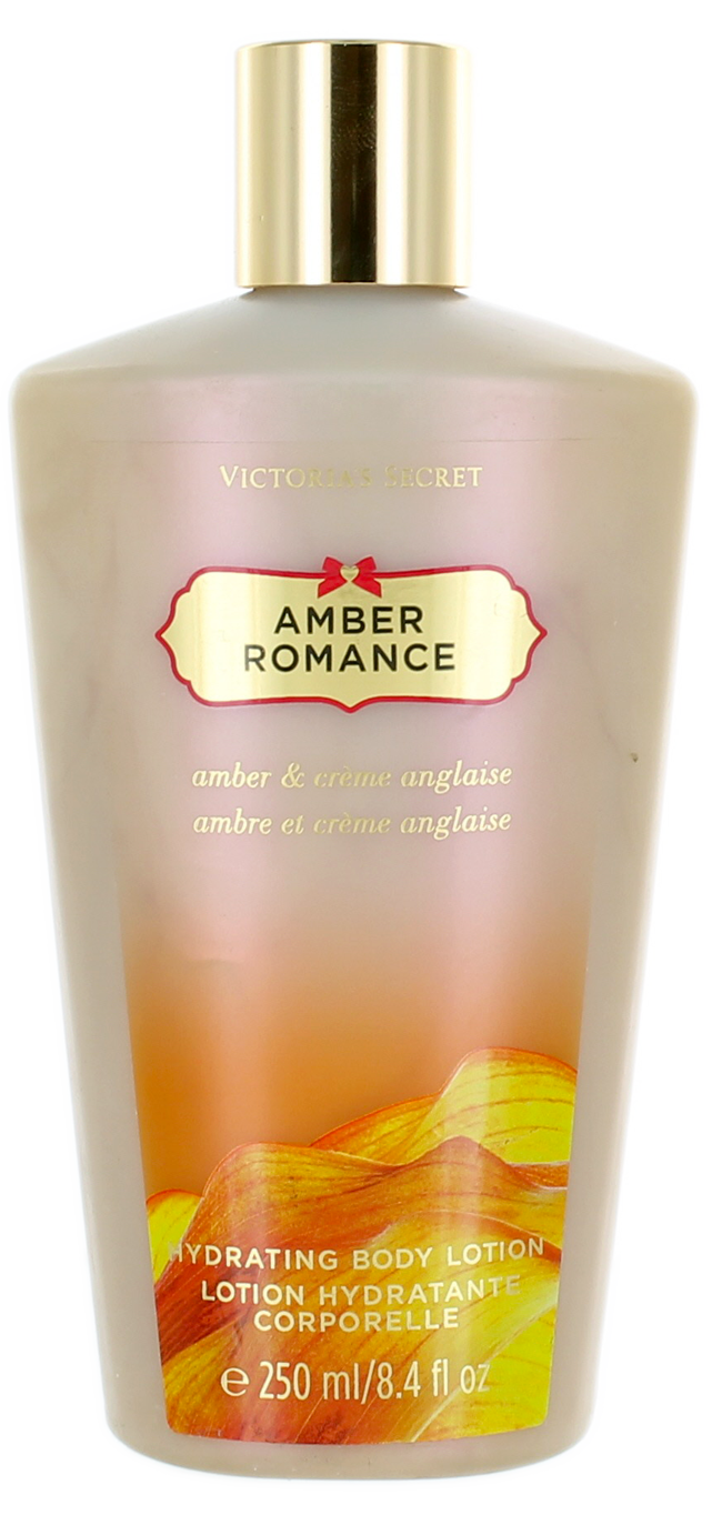 Image of Victoria's Secret Amber Romance (W) Body Lotion 8.4oz